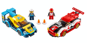 Lego City-Nitro Wheels Racing Cars 60256