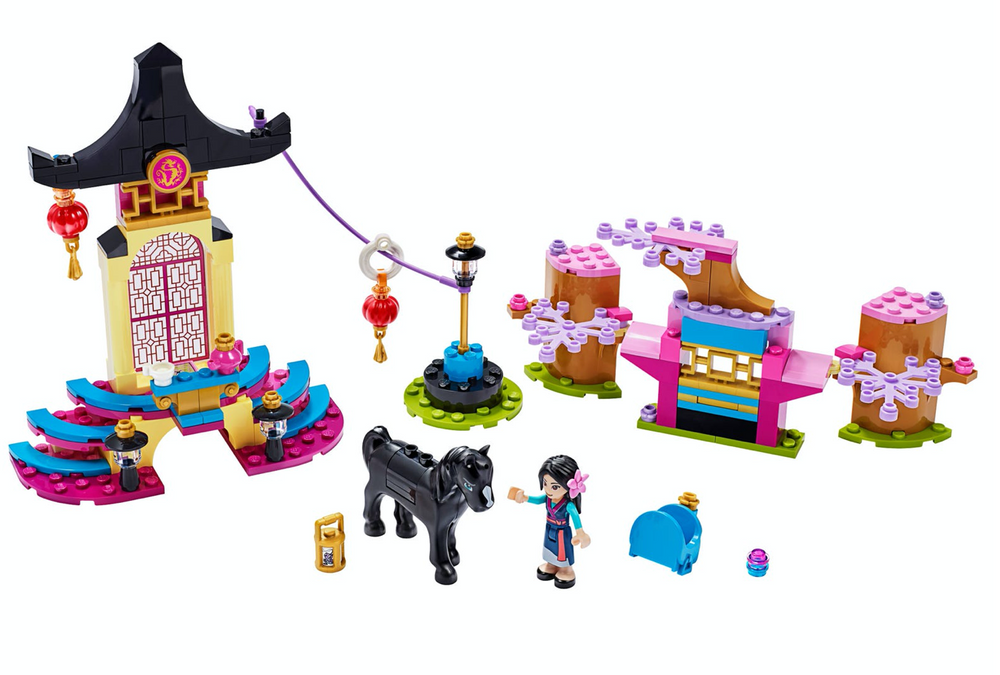Load image into Gallery viewer, LEGO- Mulan's Training Grounds