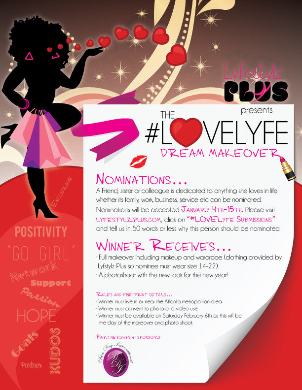 Introducing the #LOVELyfe campaign!