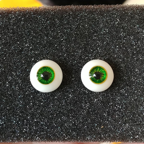 12mm Jungle Green