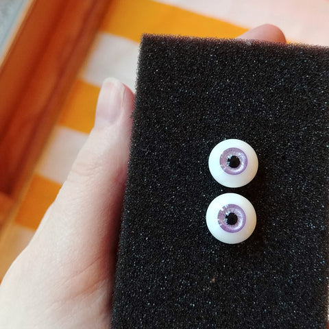 12mm Sweet Lilac