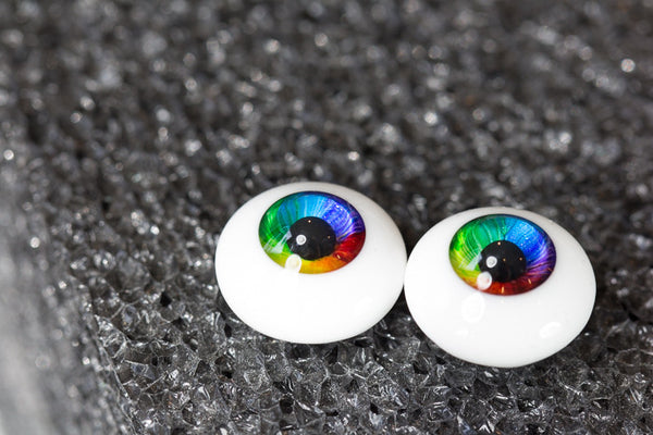 DollBakery Urethane BJD eyes -   Rainbow - 13