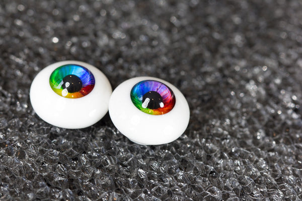 DollBakery Urethane BJD eyes -   Rainbow - 14