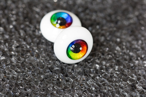 DollBakery Urethane BJD eyes -   Rainbow - 15