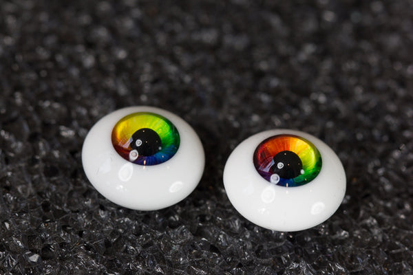 DollBakery Urethane BJD eyes -   Rainbow - 17