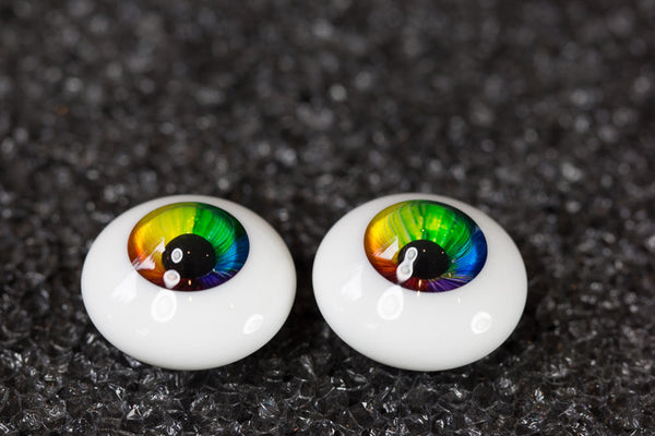 DollBakery Urethane BJD eyes -   Rainbow - 10