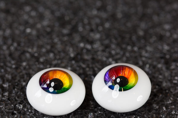 DollBakery Urethane BJD eyes -   Rainbow - 11