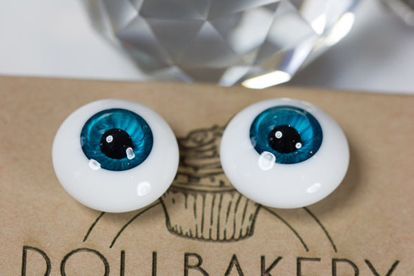 DollBakery Urethane BJD eyes -   Perfect Teal - 9
