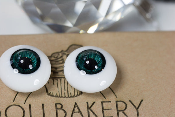DollBakery Urethane BJD eyes -   Everest Green - 4