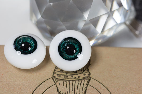 DollBakery Urethane BJD eyes -   Everest Green - 5