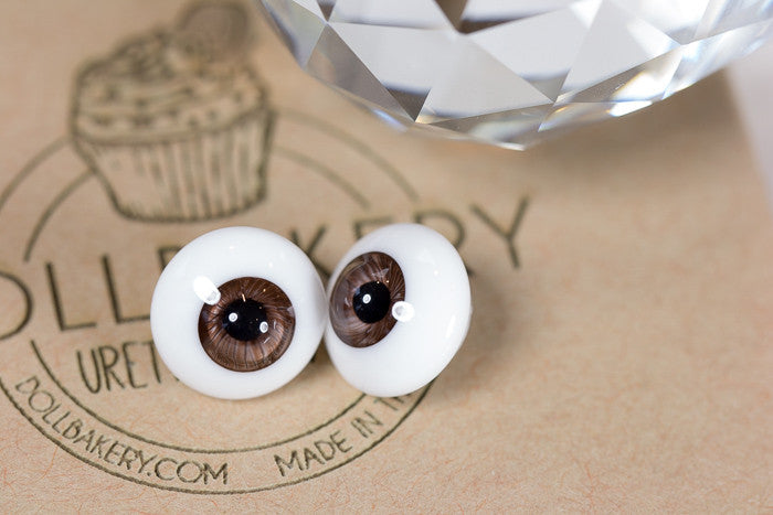 DollBakery Urethane BJD eyes -   Chocolate - 5