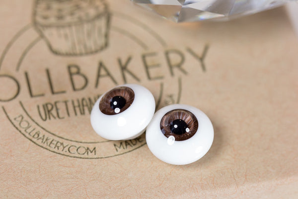 DollBakery Urethane BJD eyes -   Chocolate - 6
