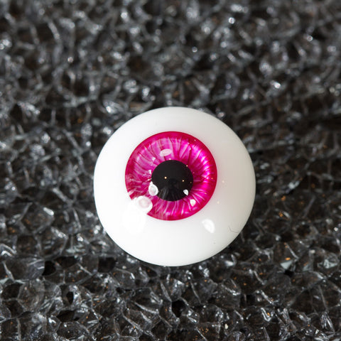 DollBakery Urethane BJD eyes -   Hot Pink