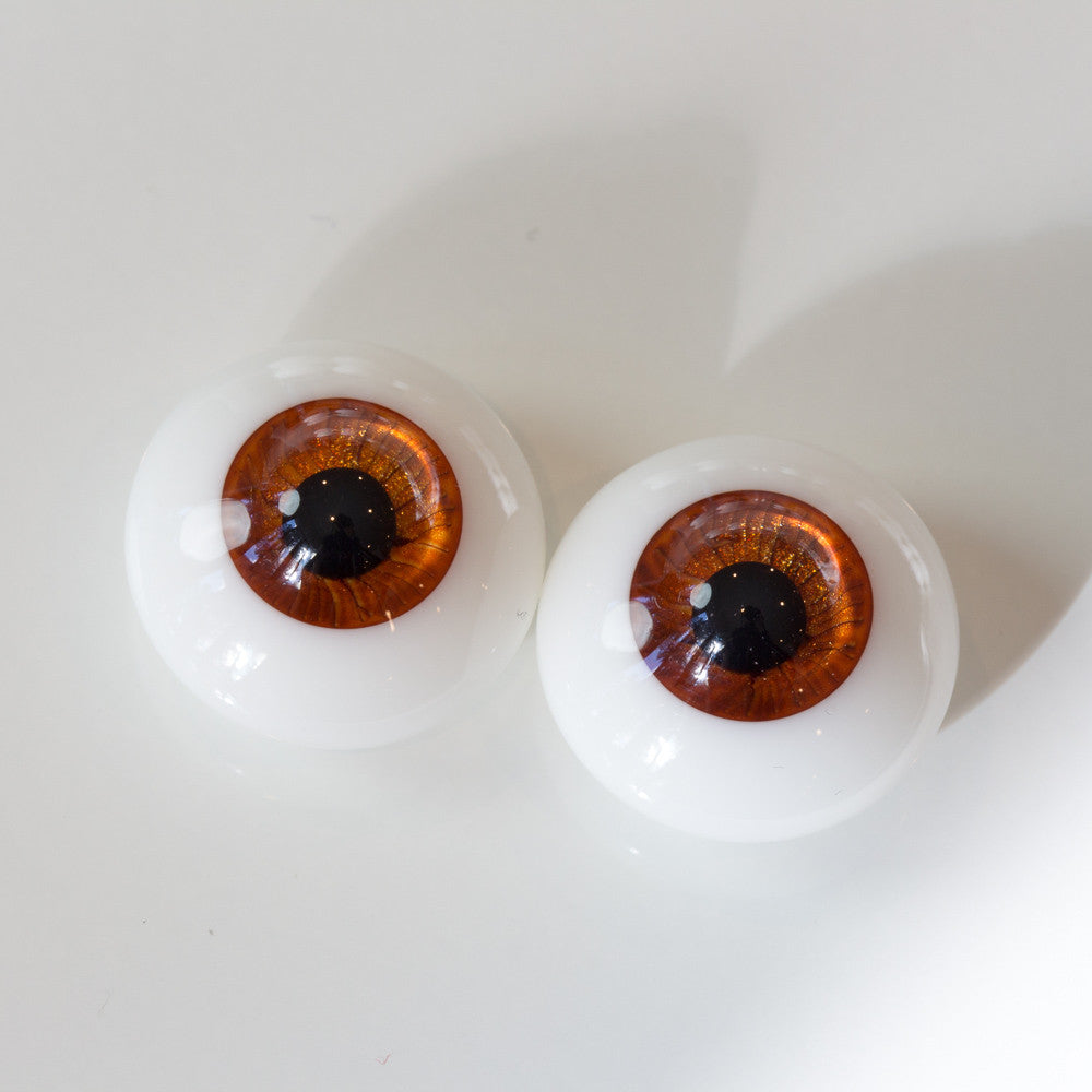 DollBakery Urethane BJD eyes -   Pumpkin - 9