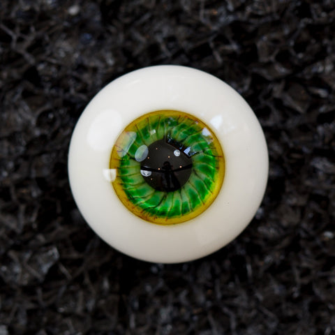 DollBakery Urethane BJD eyes -   Jungle Green - 1