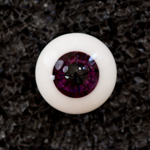 DollBakery Urethane BJD eyes -   Plum (customizable) - 1