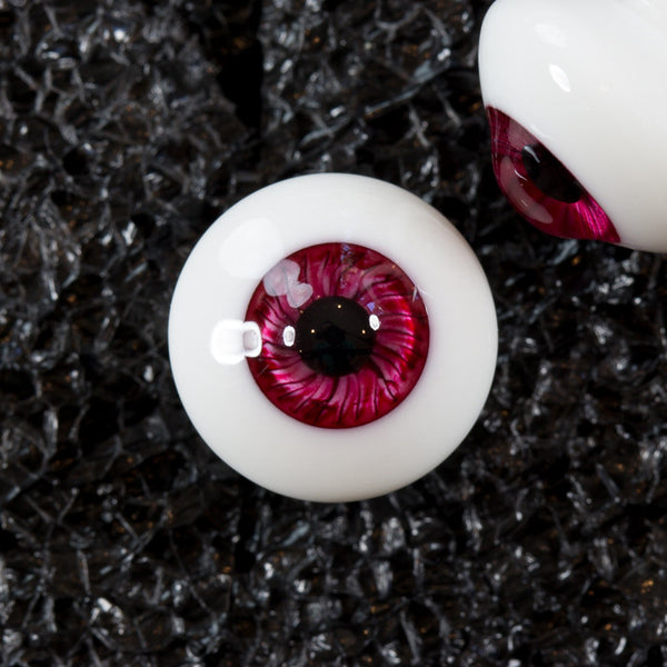 DollBakery Urethane BJD eyes -   Red Wine - 2