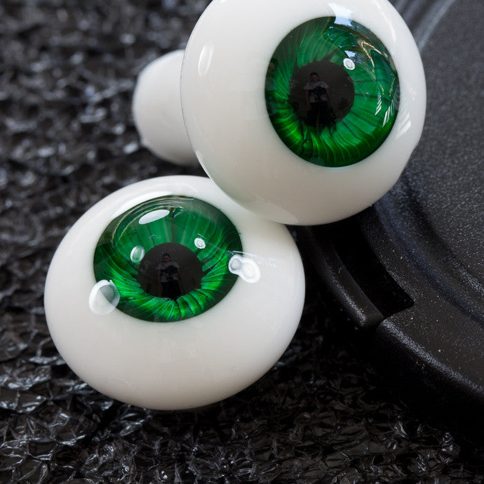 DollBakery Urethane BJD eyes -   Emerald - 7