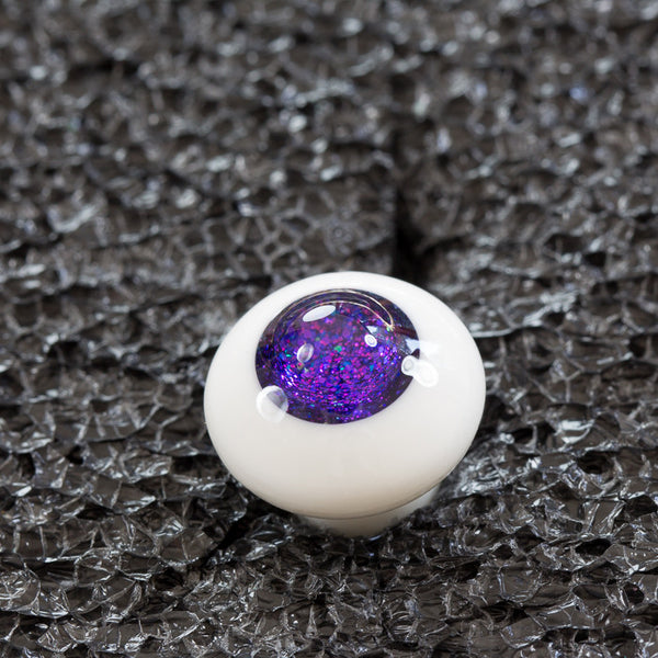 DollBakery Urethane BJD eyes -   Amethyst Geode Jelly - 2