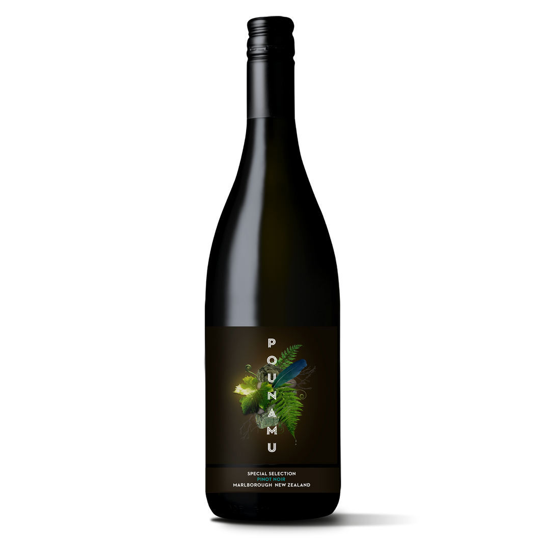 POUNAMU Special Selection Pinot Noir