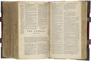 The Book of James, from the Folger Shakespeare Library