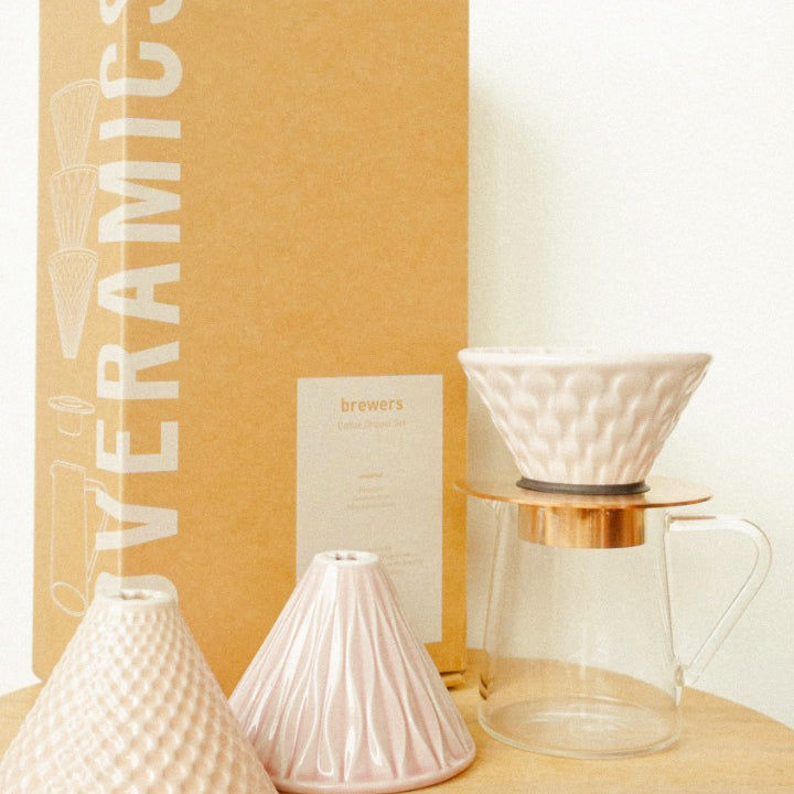 Loveramics - 2020 Coffee Dripper Pink Set (Limited Edition)
