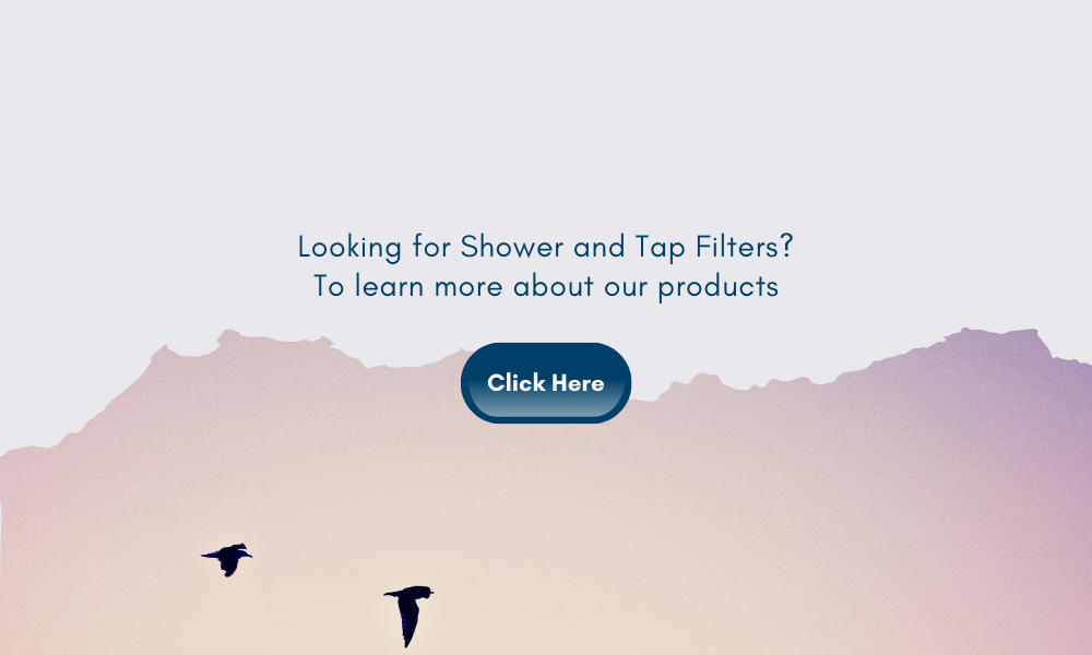 Looking for Shower and Tap Filters? To learn more about our products - Click Here