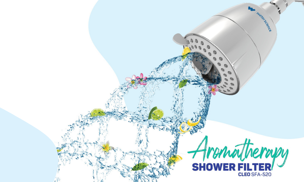 WaterScience Aromatherapy Shower Filter