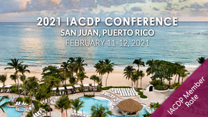 (pending) 2021 IACDP Conference Registration | ON-SITE in San Juan, Puerto Rico (Member Rate)