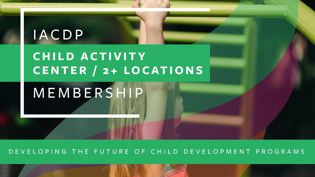 Annual Membership - Child Activity Center (Multiple Locations)