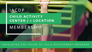 Annual Membership - Child Activity Center (Single Location)