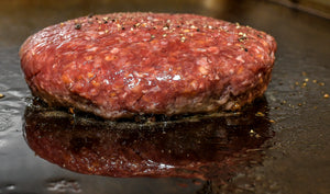 6x Medium Dexter Steak Burgers 4oz -113g