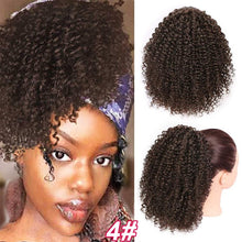 Load image into Gallery viewer, Vigorous Afro Kinky Curly Hair Extension