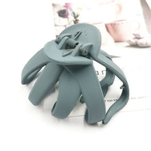 Load image into Gallery viewer, New Arrival Large Size Fish Shape Hair Clips Ponytail Holder for Women Girls Banana Clips Crabs Claws Hair Styling Accessories