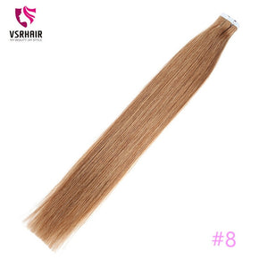 Tape-in Salon Human Hair Extensions