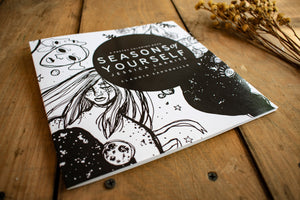 Seasons of Yourself - Poetry Coloring Book