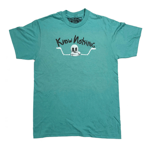 Skull Shrug Claymation Tee