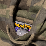 Load image into Gallery viewer, Je Ne Sais Pas Heavyweight Pullover Camo