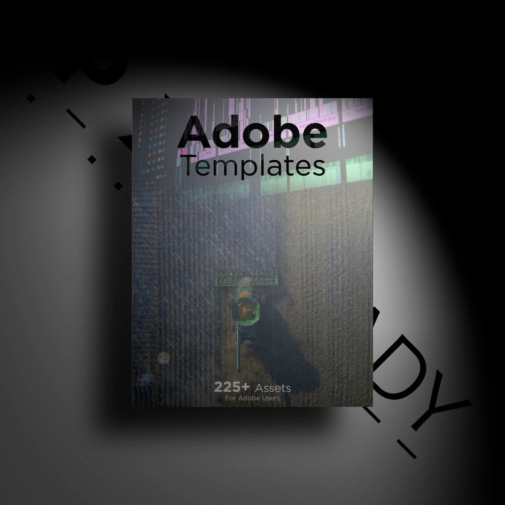 Adobe Templates - PXL READY