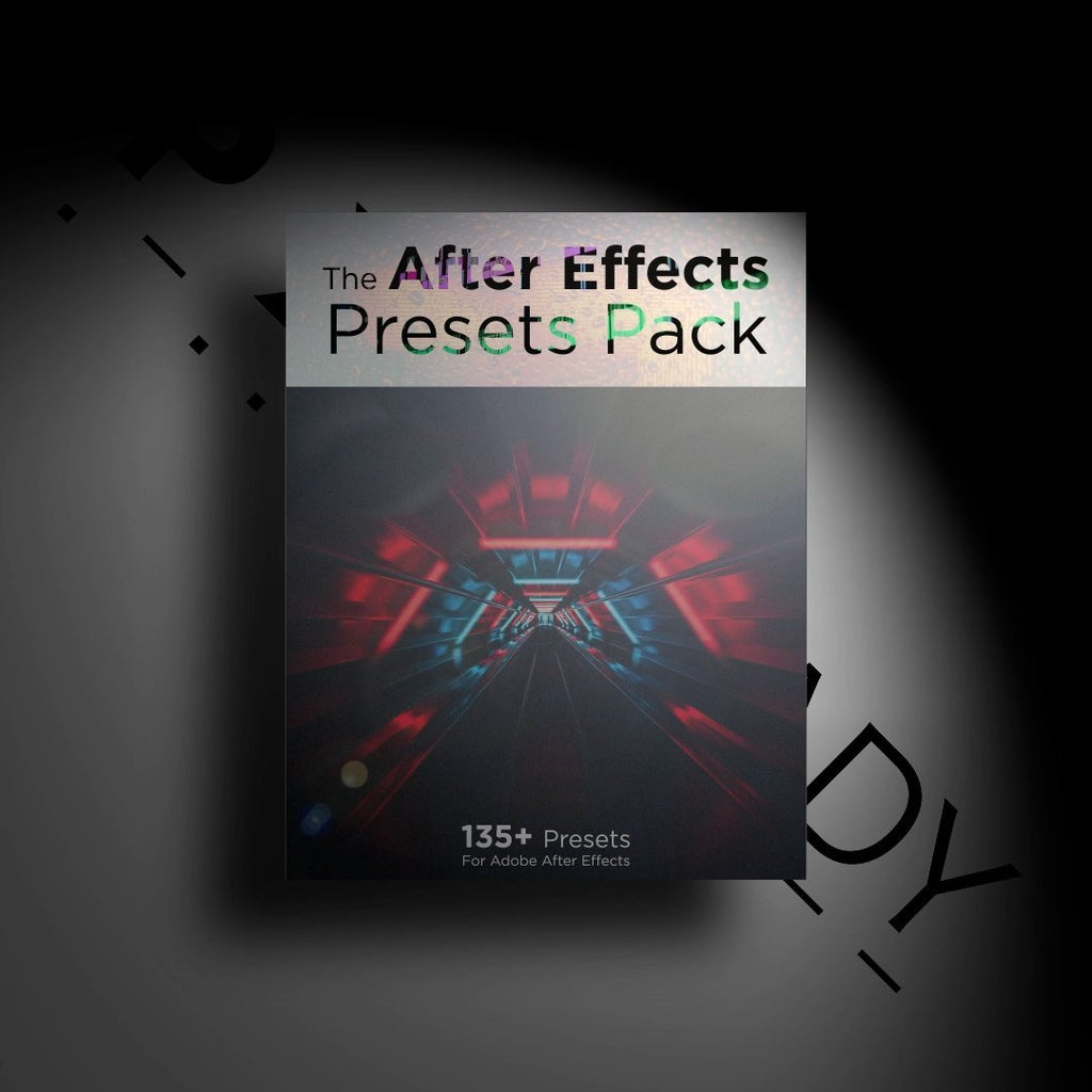 After Effects Presets Pack - PXL READY