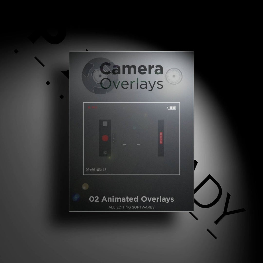 Camera Overlays - PXL READY