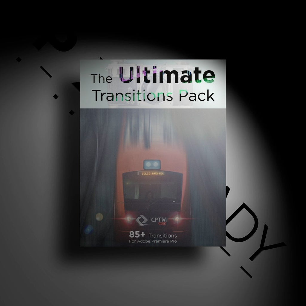 The ultimate Transition Pack - PXL READY