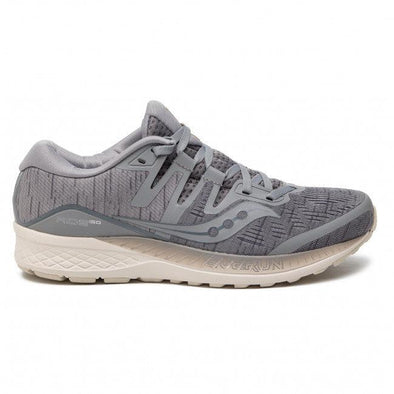 Men's Saucony Ride ISO - grey shade