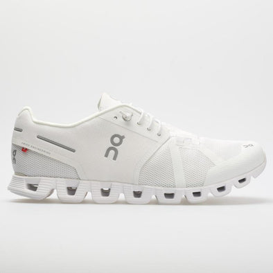 ON Women's Cloud Road Running Shoes-All White
