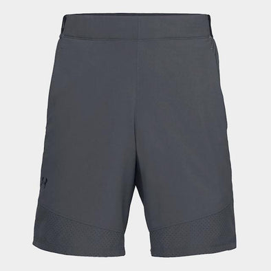 Under Armour Men's Vanish Woven Shorts-Dark Grey