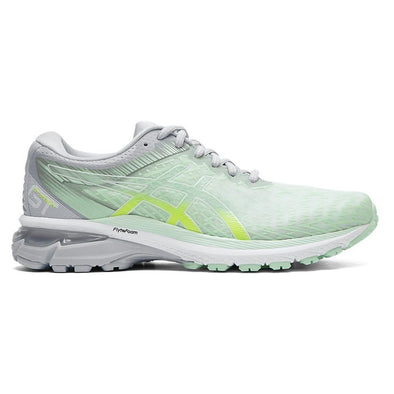 Women's GT-2000 8 Road Running Shoes-Mint Tint/White