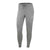 Nike Women's  NSW Essential Pant Tight Fleece - Dark Grey Heather/ White