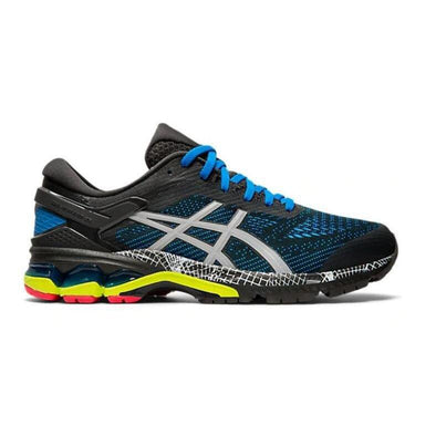 ASICS Men's Gel-Kayano 26 Lite Show Road Running Shoes-Graphite Grey/Piedmont Grey