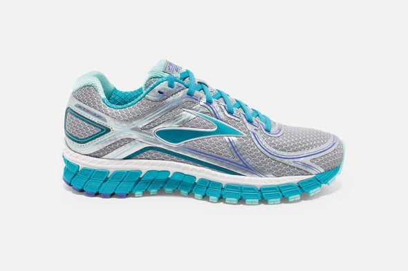 Women's Brooks Adrenaline GTS 16-Blue/Green/Grey