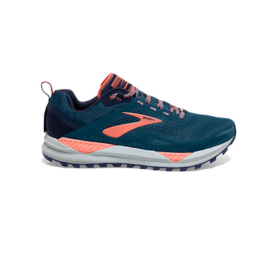 Women's Brooks Cascadia 14-Coral Navy